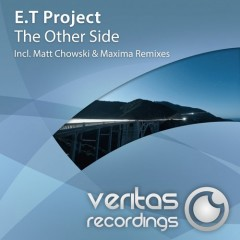 E.t Project - The Other Side (original Mix) on Revolution Radio