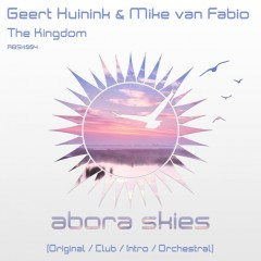 Geert Huinink And Mike Van Fabio - The Kingdom Orchestral Dream on Revolution Radio