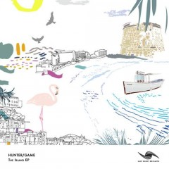 Hunter Game – The Island Ep (2013) - Hunter Game And Camille Corazon – Lies on Revolution Radio