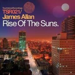 James Allan - Rise Of The Suns (manuel Juvera Nobilis Mix) on Revolution Radio