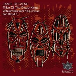 Jamie Stevens - Tribe Of The Disco Kings David Ks Drums Movie Remix on Revolution Radio