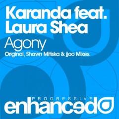 Karanda Feat. Laura Shea - Agony (shawn Mitiska Remix) on Revolution Radio