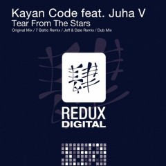 Kayan Code Feat. Juha V - Tear From The Stars (jeff And Dales Dark Force Remix) on Revolution Radio