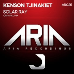 Kenson Tjinakiet - Solar Ray-(original Mix) on Revolution Radio