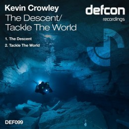 Kevin Crowley - The Descent (original Mix) on Revolution Radio
