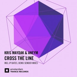 Kris Maydak And Aneym - Cross The Line (jp Bates Remix) on Revolution Radio