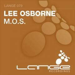 Lee Osborne - M.o.s. (original Mix) on Revolution Radio