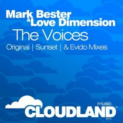 Mark Bester Feat. Love Dimension - The Voice (original Mix) on Revolution Radio