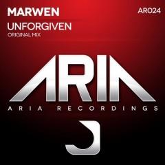 Marwen - Unforgiven (original Mix) on Revolution Radio