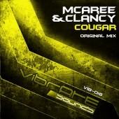 Mcaree & Clancy  - Cougar (original Mix) on Revolution Radio