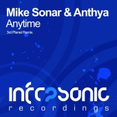 Mike Sonar & Anthya  - Anytime (3rd Planet Remix) on Revolution Radio