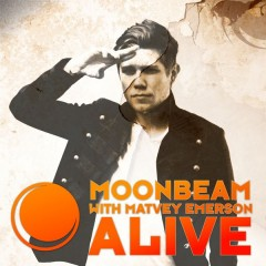 Moonbeam And Matvey Emerson - Alive (paul Thomas Remix) on Revolution Radio