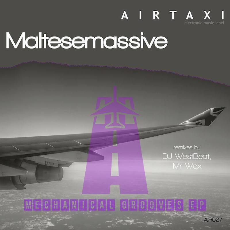 Maltesemassive - Mechanical Grooves (Dj Westbeat Remix) on Revolution Radio