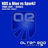 Nds & Blue Vs Spark7  - Your Love (original Mix) on Revolution Radio