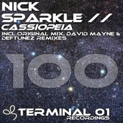 Nick Sparkle-cassiopeia (david Mayne Remix) on Revolution Radio