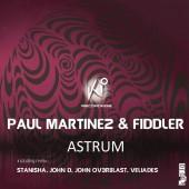 Paul Martinez & Fiddler  - Astrum (john Ov3rblast Organic Dub Remix) on Revolution Radio