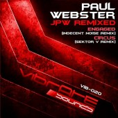 Paul Webster  - Circus (sektor V Remix) on Revolution Radio