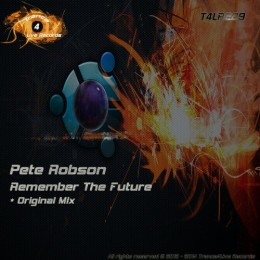 Pete Robson - Remember The Future on Revolution Radio