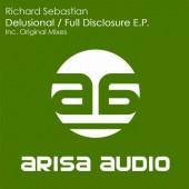 Richard Sebastian  - Delusional (original Mix) on Revolution Radio