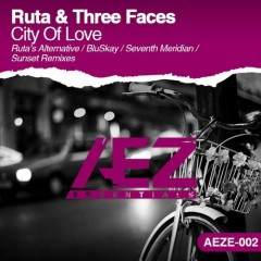 Ruta And Three Faces - City Of Love (rutas Alternative Mix) on Revolution Radio