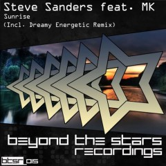 Steve Sanders Ft. Mk - Sunrise (dreamy Energetic Remix) on Revolution Radio
