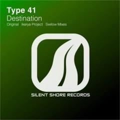 Type 41 - Destination (swilow Remix) on Revolution Radio