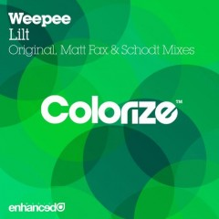 Weepee - Lilt (original Mix)-proper on Revolution Radio