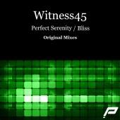 Witness45 - Perfect Serenity (original Mix) on Revolution Radio
